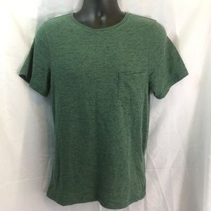 H&M Green Basic T-Shirt
